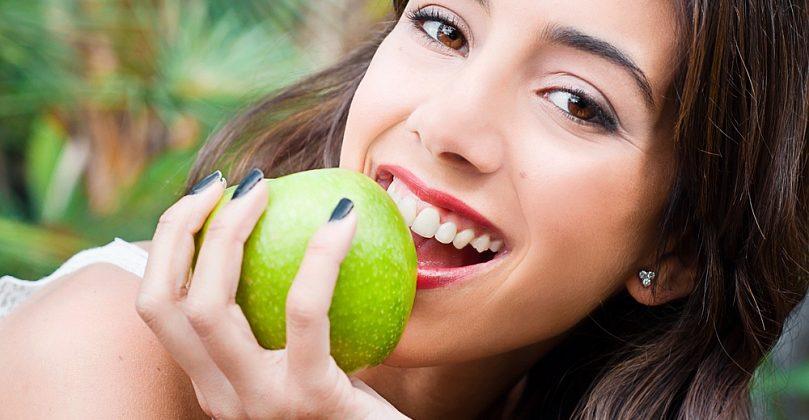 Правильное питание — здоровые зубы