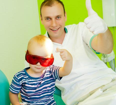 Советы мамам и папам перед посещением детского стоматолога