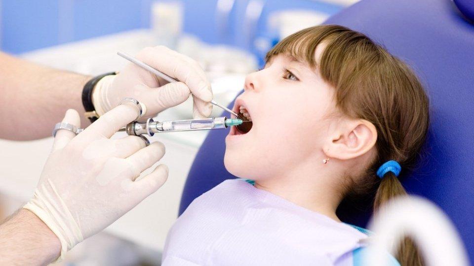 Местная анестезия в детской стоматологии