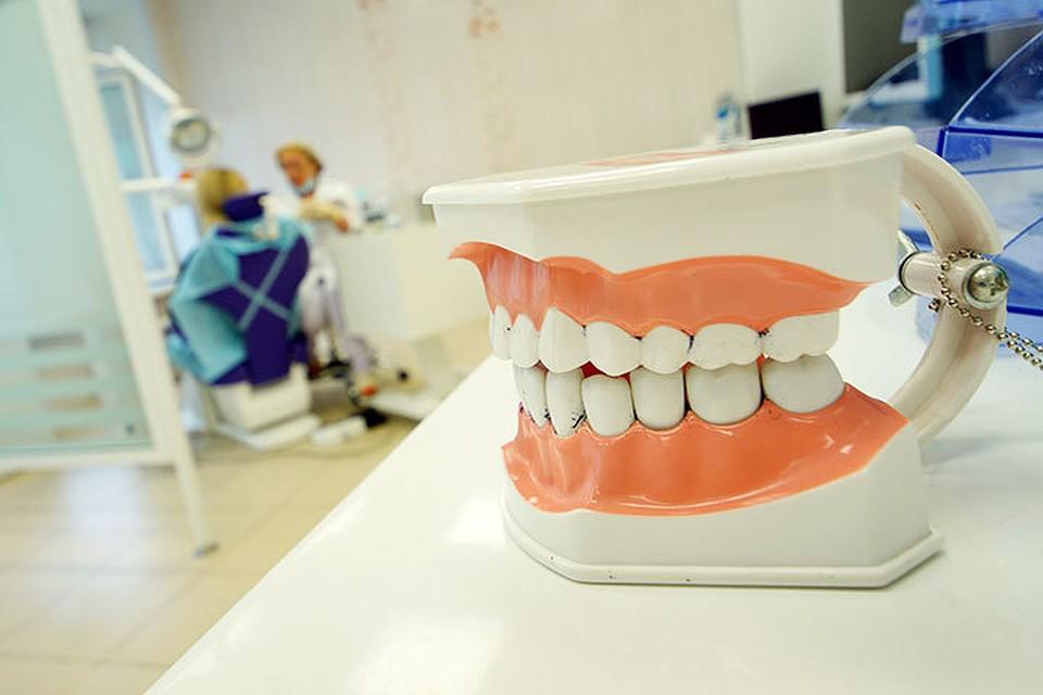 Протезирование постоянных зубов