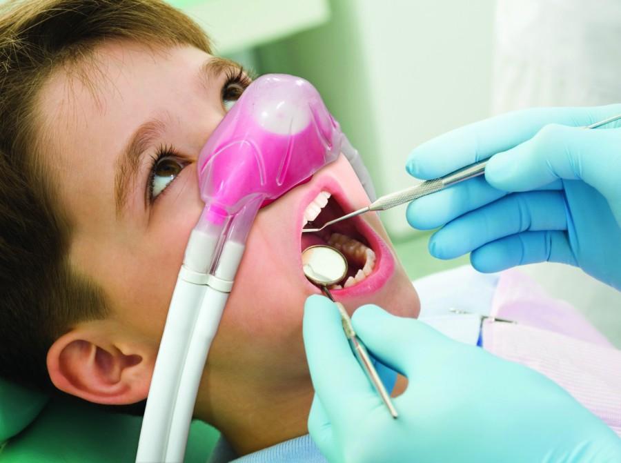 Седация в стоматологии для детей